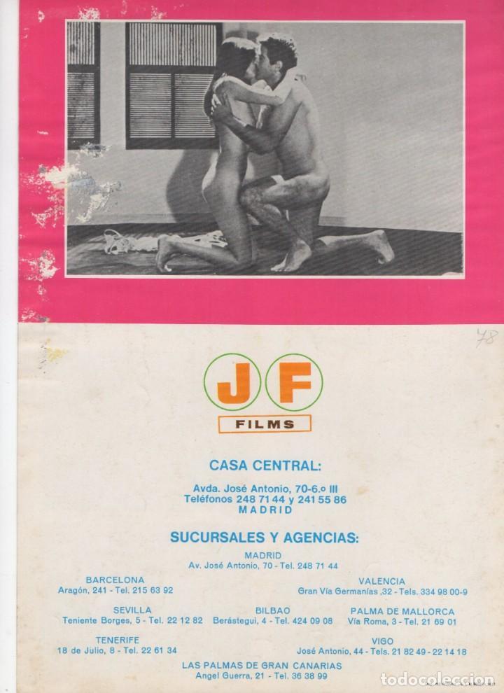 Cine: EL MUNDO DE LOS SENTIDOS DE EMY WONG - Foto 4 - 189196201