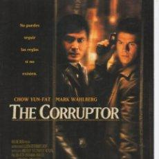 Cine: THE CORRUPTOR. Lote 189396796