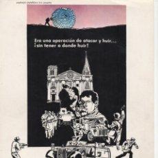 Cine: 7 HOMBRES AL AMANECER. Lote 189626763
