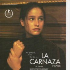 Cine: LA CARNAZA. Lote 189671035