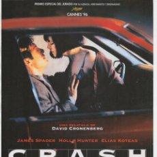 Cine: CRASH. Lote 189677006