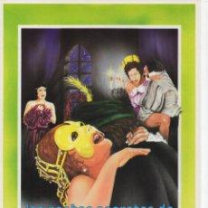 Cine: LAS NOCHES SECRETAS DE LUCRECIA BORGIA. Lote 189825035