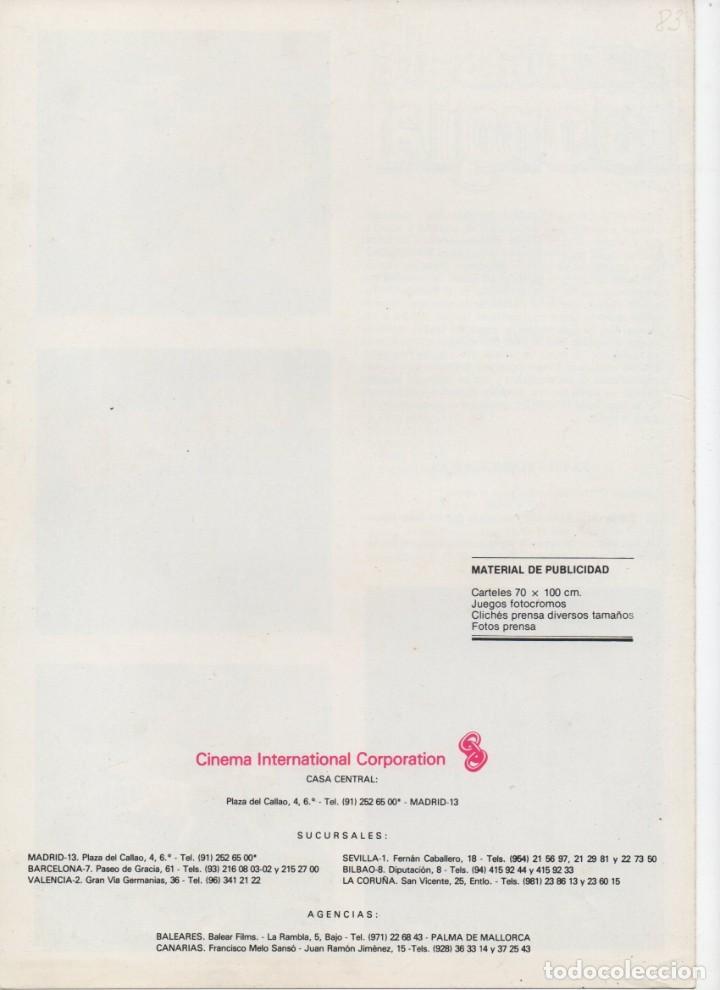 Cine: LAS NOCHES SECRETAS DE LUCRECIA BORGIA - Foto 4 - 189825035