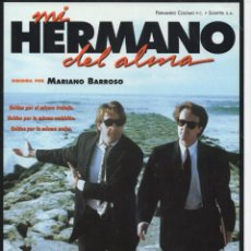 Cine: MI HERMANO DEL ALMA. Lote 189929256