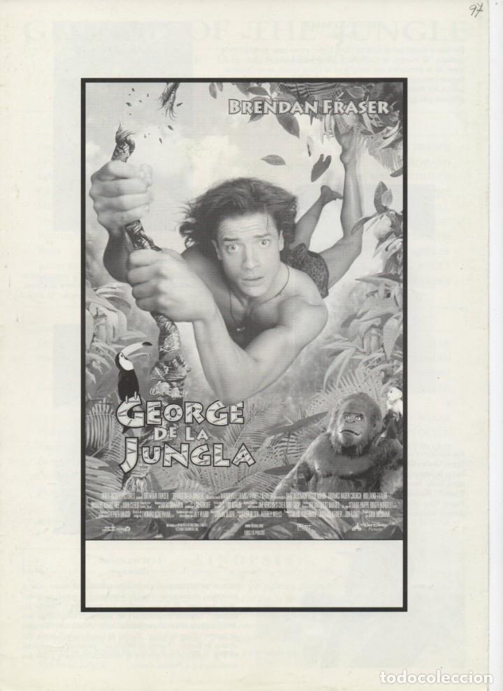 Cine: GEORGE DE LA JUNGLA - Foto 4 - 190056112