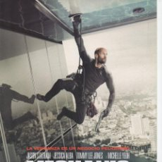 Cine: MECHANIC, RESURRECTION. Lote 190408718