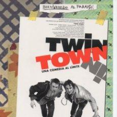 Cine: TWIN TOWN. Lote 190418831