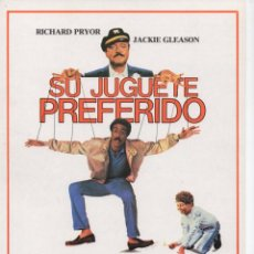 Cine: SU JUGUETE PREFERIDO. Lote 190426508