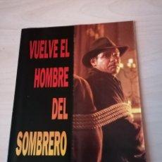 Cine: ANTIGUO FOLLETO PUBLICITARIO INDIANA JONES Y LA ÚLTIMA CRUZADA. Lote 190609427