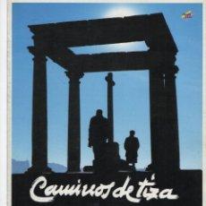 Cine: CAMINOS DE TIZA. Lote 191171916