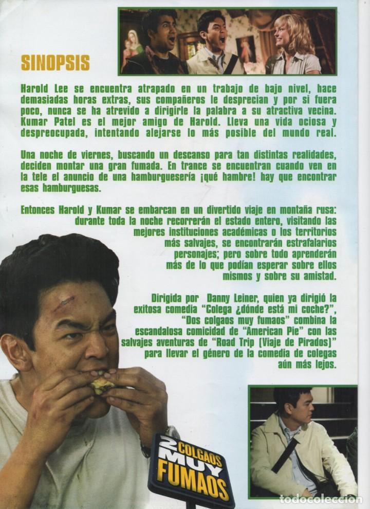 Cine: 2 COLGAOS MUY FUMAOS - Foto 2 - 191332443