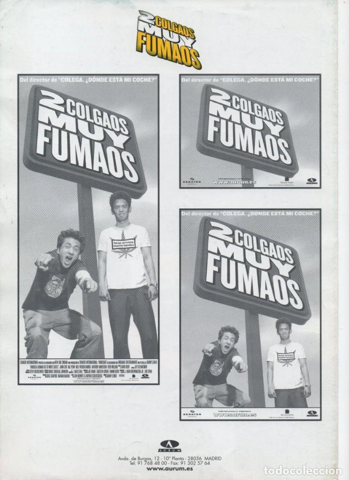 Cine: 2 COLGAOS MUY FUMAOS - Foto 4 - 191332443