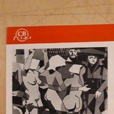 Cine: 1 GUIA DE ** LOS CUENTOS DE CANTERBURY .. ** DE PIER PAOLO PASOLINI AÑO 1977 . Lote 193558016