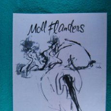 Cine: MOLL FLANDERS-TERENCE YOUNG-KIM NOVAK-RICHARD JOHNSON-ANGELA LANSBURY-6 PAGINAS-1965. . Lote 194131341