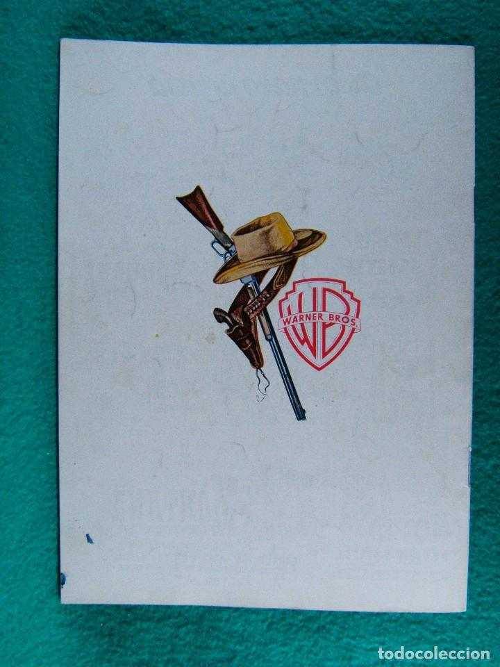 Cine: MONTANA-RAY ENRIGHT-ERROL FLYNN-ALEXIS SMITH-DOUGLAS KENNEDY-JAMES BROWN-¡¡¡ 20 PAGINAS !!!-1949. - Foto 3 - 194137407