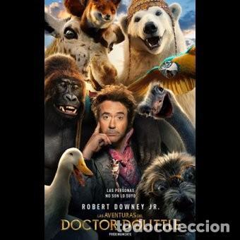 LAS AVENTURAS DEL DOCTOR DOLITTLE (Cine - Guías Publicitarias de Películas )