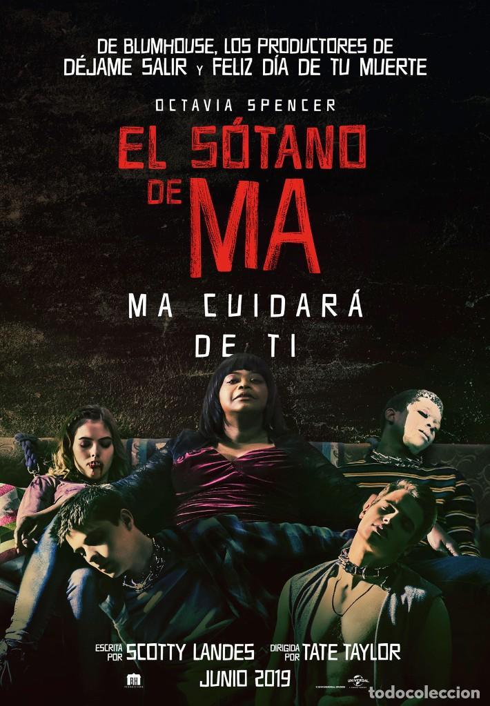 EL SOTANO DE MA (Cine - Guías Publicitarias de Películas )