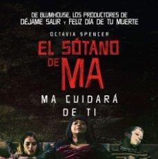 Cine: EL SOTANO DE MA . Lote 194220722