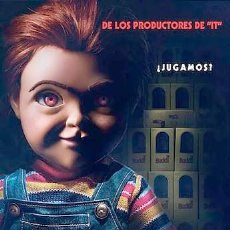 Cine: MUÑECO DIABOLICO. Lote 194220897