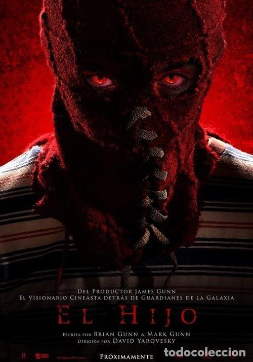 EL HIJO (Cine - Guías Publicitarias de Películas )