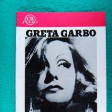 Cine: NINOTCHKA-ERNST LUBITSCH-GRETA GARBO-MELVYN DOUGLAS-INA CLAIRE-ILUSTRADO POR MATAIX--8 PAGINAS-1984.. Lote 194291258