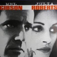 Cine: GUIA SENCILLA CONSPIRACION - MEL GIBSON. Lote 194530807