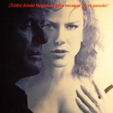 Cine: GUIA DOBLE LA MANCHA HUMANA-ANTHONY HOPKINS. Lote 194531147