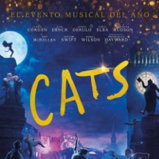Cine: CATS. Lote 194720345