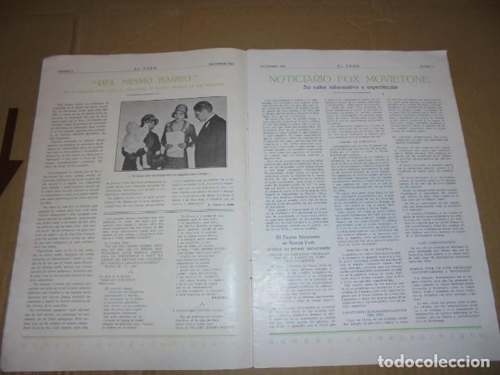 Cine: magnifico catalogo de peliculas hispano foxfilm el faro numero extraordinario 1930-31 - Foto 6 - 195067207
