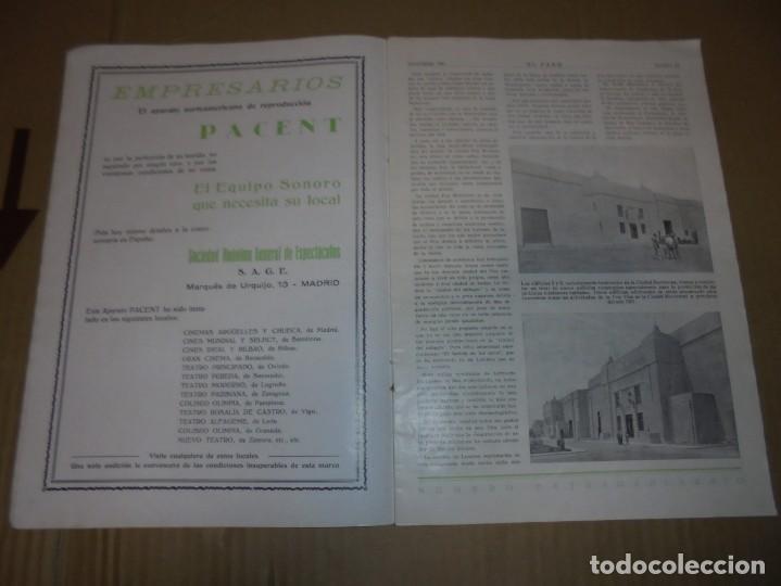 Cine: magnifico catalogo de peliculas hispano foxfilm el faro numero extraordinario 1930-31 - Foto 8 - 195067207