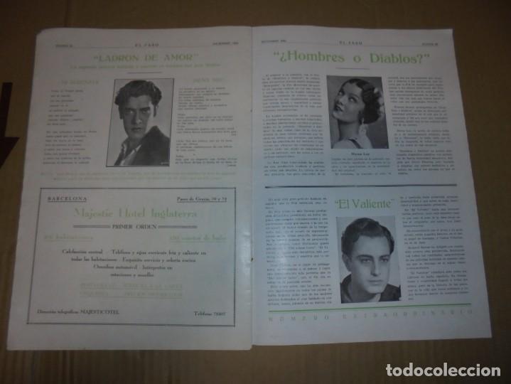 Cine: magnifico catalogo de peliculas hispano foxfilm el faro numero extraordinario 1930-31 - Foto 14 - 195067207