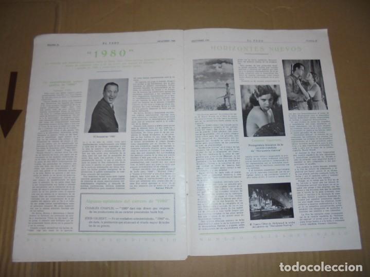Cine: magnifico catalogo de peliculas hispano foxfilm el faro numero extraordinario 1930-31 - Foto 15 - 195067207