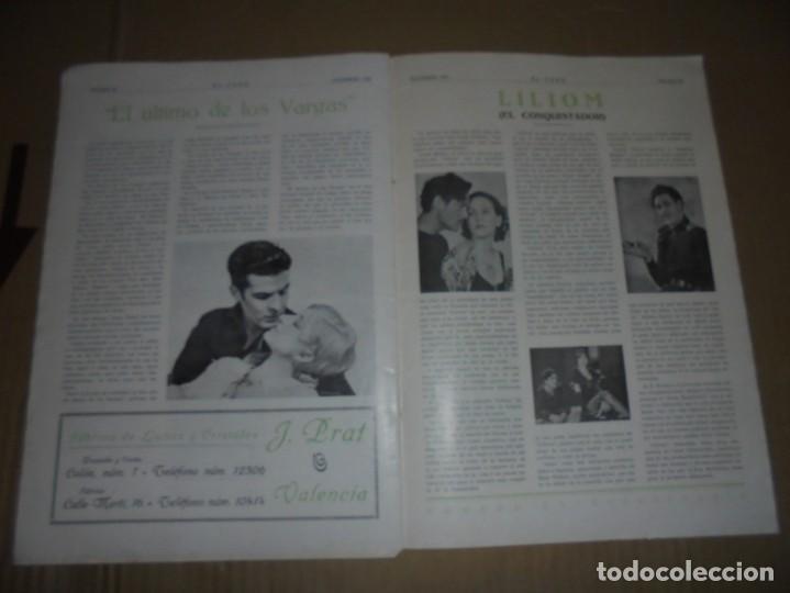 Cine: magnifico catalogo de peliculas hispano foxfilm el faro numero extraordinario 1930-31 - Foto 16 - 195067207