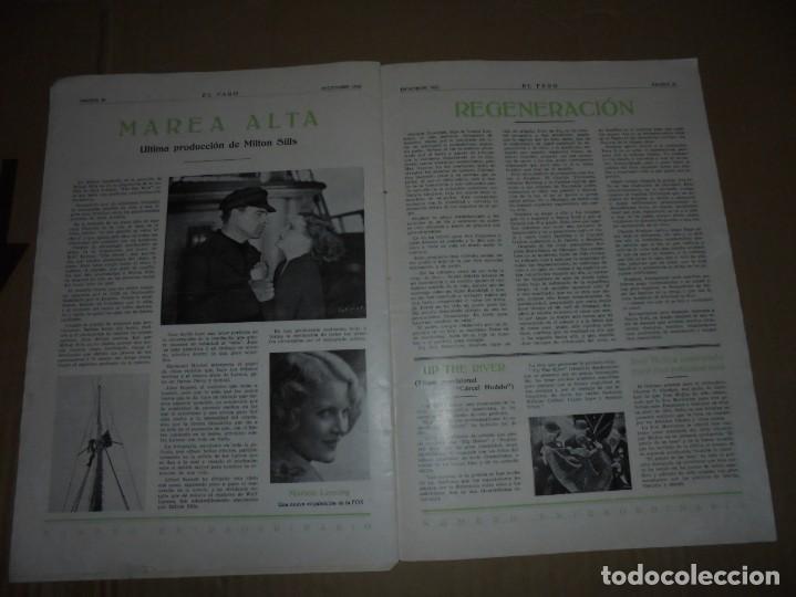 Cine: magnifico catalogo de peliculas hispano foxfilm el faro numero extraordinario 1930-31 - Foto 17 - 195067207