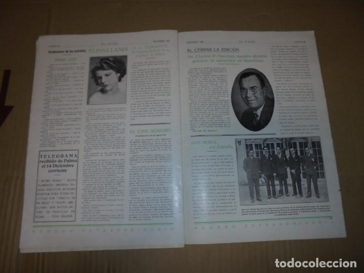 Cine: magnifico catalogo de peliculas hispano foxfilm el faro numero extraordinario 1930-31 - Foto 19 - 195067207