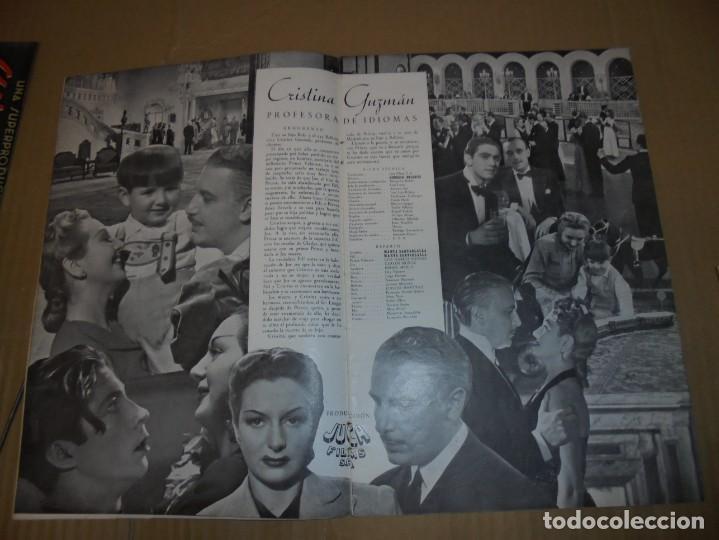 Cine: magnifico antiguo catalogo de peliculas cifesa temporada 1942-43 - Foto 3 - 195103201