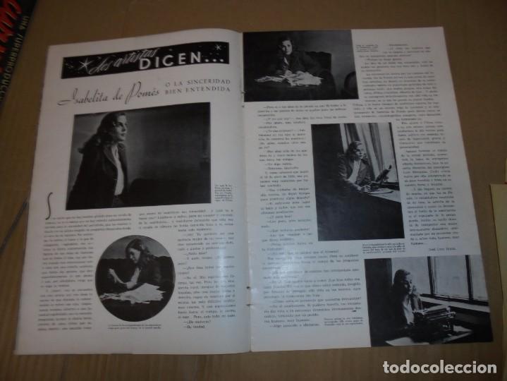 Cine: magnifico antiguo catalogo de peliculas cifesa temporada 1942-43 - Foto 5 - 195103201
