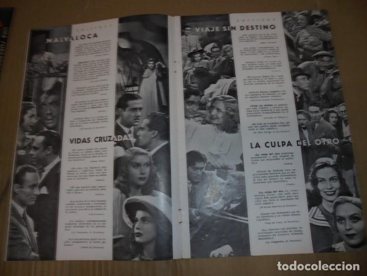 Cine: magnifico antiguo catalogo de peliculas cifesa temporada 1942-43 - Foto 7 - 195103201
