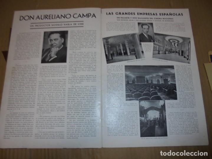 Cine: magnifico antiguo catalogo de peliculas cifesa temporada 1942-43 - Foto 14 - 195103201