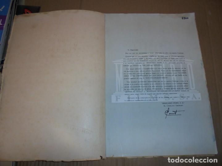 Cine: magnifico catalogo de peliculas mercurio films temporada 1951-52 - Foto 3 - 195151858