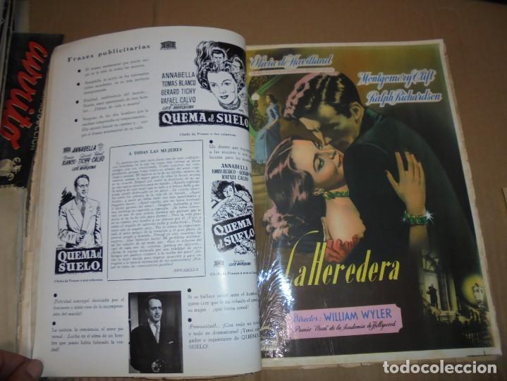 Cine: magnifico catalogo de peliculas mercurio films temporada 1951-52 - Foto 7 - 195151858
