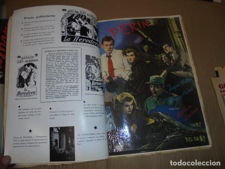 Cine: magnifico catalogo de peliculas mercurio films temporada 1951-52 - Foto 10 - 195151858
