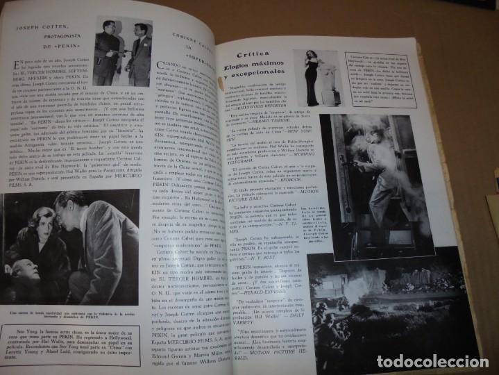 Cine: magnifico catalogo de peliculas mercurio films temporada 1951-52 - Foto 12 - 195151858