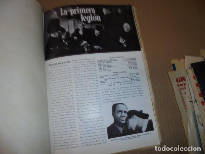 Cine: magnifico catalogo de peliculas mercurio films temporada 1951-52 - Foto 14 - 195151858