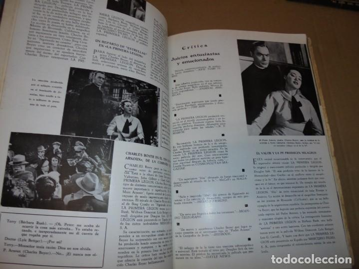 Cine: magnifico catalogo de peliculas mercurio films temporada 1951-52 - Foto 15 - 195151858