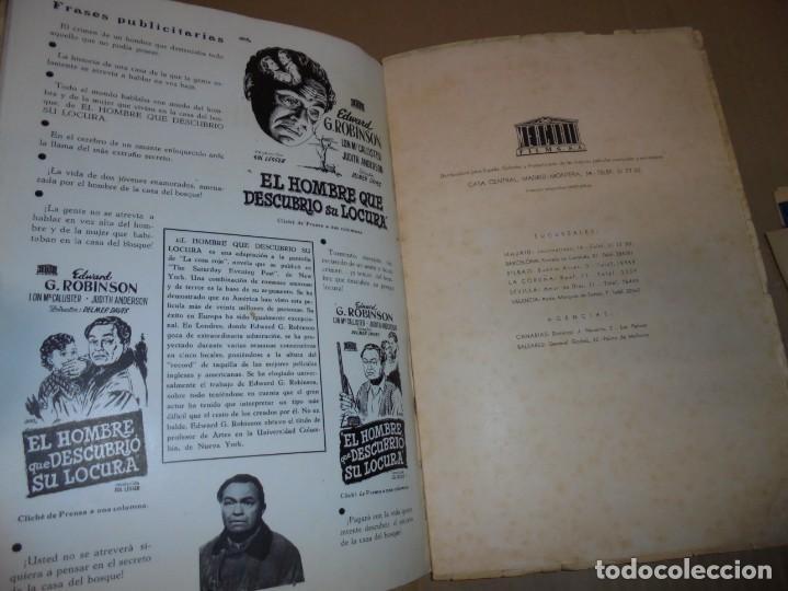 Cine: magnifico catalogo de peliculas mercurio films temporada 1951-52 - Foto 25 - 195151858