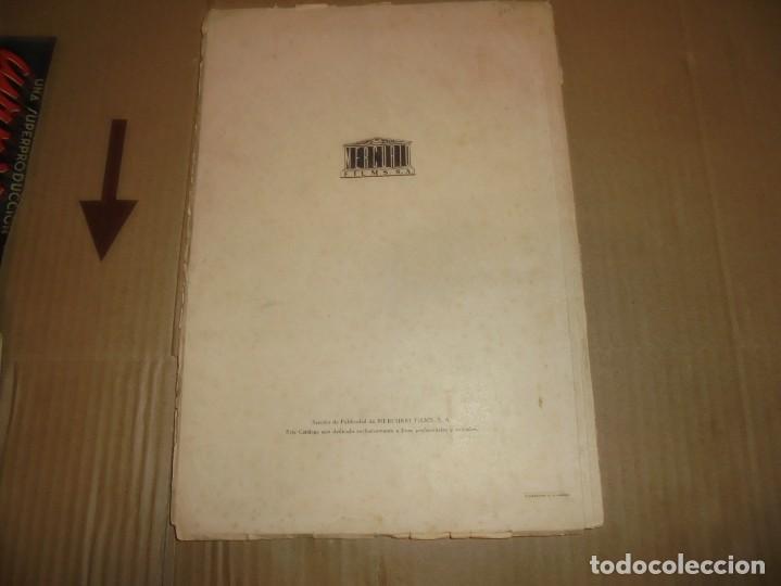 Cine: magnifico catalogo de peliculas mercurio films temporada 1951-52 - Foto 26 - 195151858