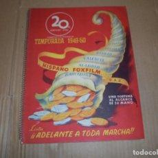 Cine: MAGNIFICO CATALOGO DE PELICULAS CENTURY FOX TEMPORADA 1949-50. Lote 195152107