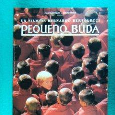 Cine: EL PEQUEÑO BUDA-LITTLE BUDDHA-BERNARDO BERTOLUCCI-KEANU REEVES-CHRIS ISAAK-2 PAGINAS-2000. . Lote 195322905