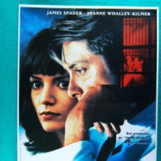 Cine: EL PESO DE LA CORRUPCION-MARK FROST-JAMES SPADER-JOANNE WHALLEY KILMER-2 PAGINAS-1992. . Lote 195355162